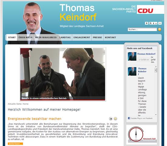 Thomas Keindorf, CDU