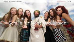 Schule für Mode und Design 2016