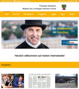 Thomas-Keindorf.de 2018