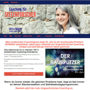 Wera Nägler Coaching 2016